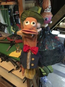 Marionnettes à la Toussaint